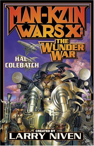 Download Man-Kzin Wars X: The Wunder War pdf