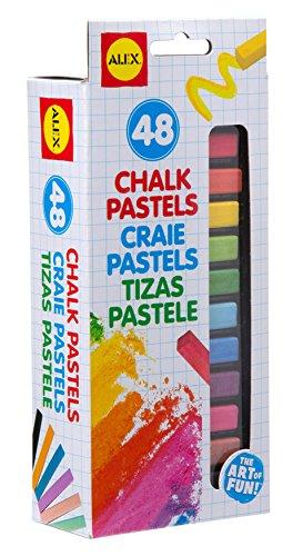 ALEX Toys Artist Studio 48 Chalk (Pastel Toy)