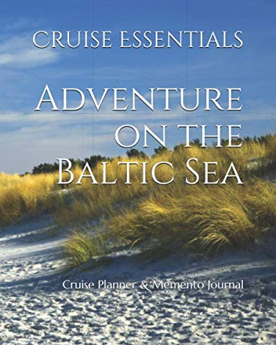 Adventure on the Baltic Sea: Cruise Planner & Memento Journal