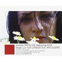 La tua lingua sul mio cuore [Single-CD]