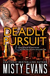 Deadly Pursuit (A SCVC Taskforce Romantic Suspense Book 1) (English Edition)