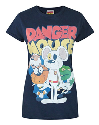 Mujeres - Official - Danger Mouse - Camiseta