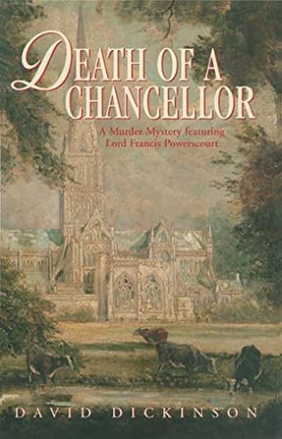 book cover of Death of a Chancellor