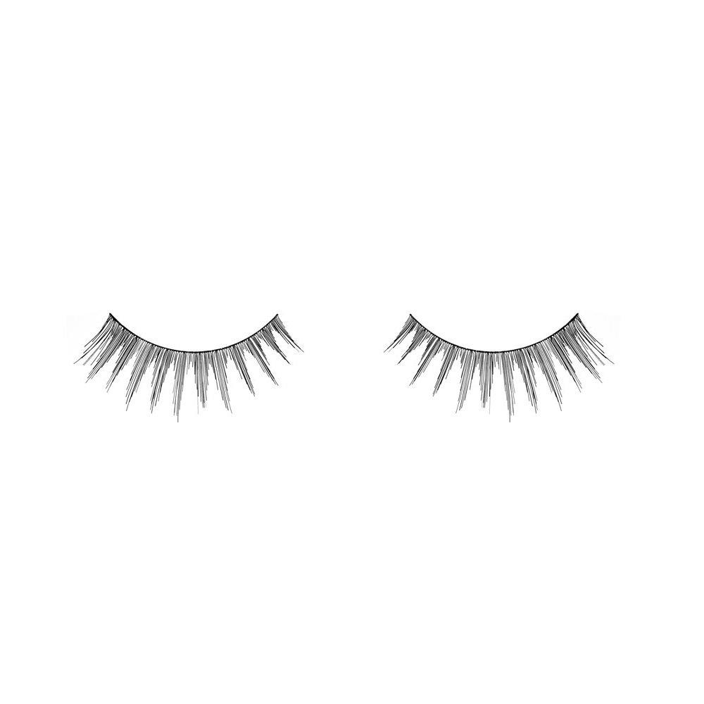 76c06c36991 Amazon.com : Ardell Fashion Lashes Natural - 106 Black : Fake Eyelashes And  Adhesives : Beauty