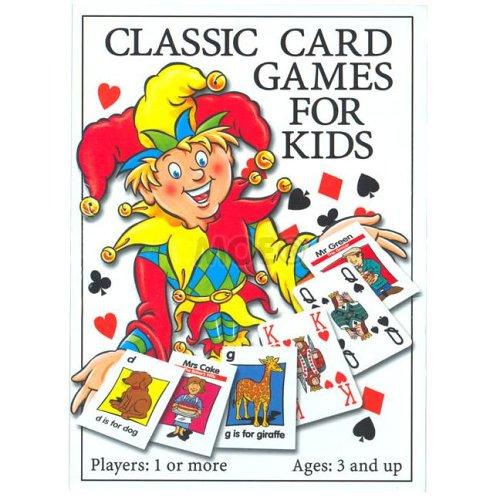 Paul Lamond Classic Card Games For Kids