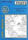 Carte marine : Archipel des Açores