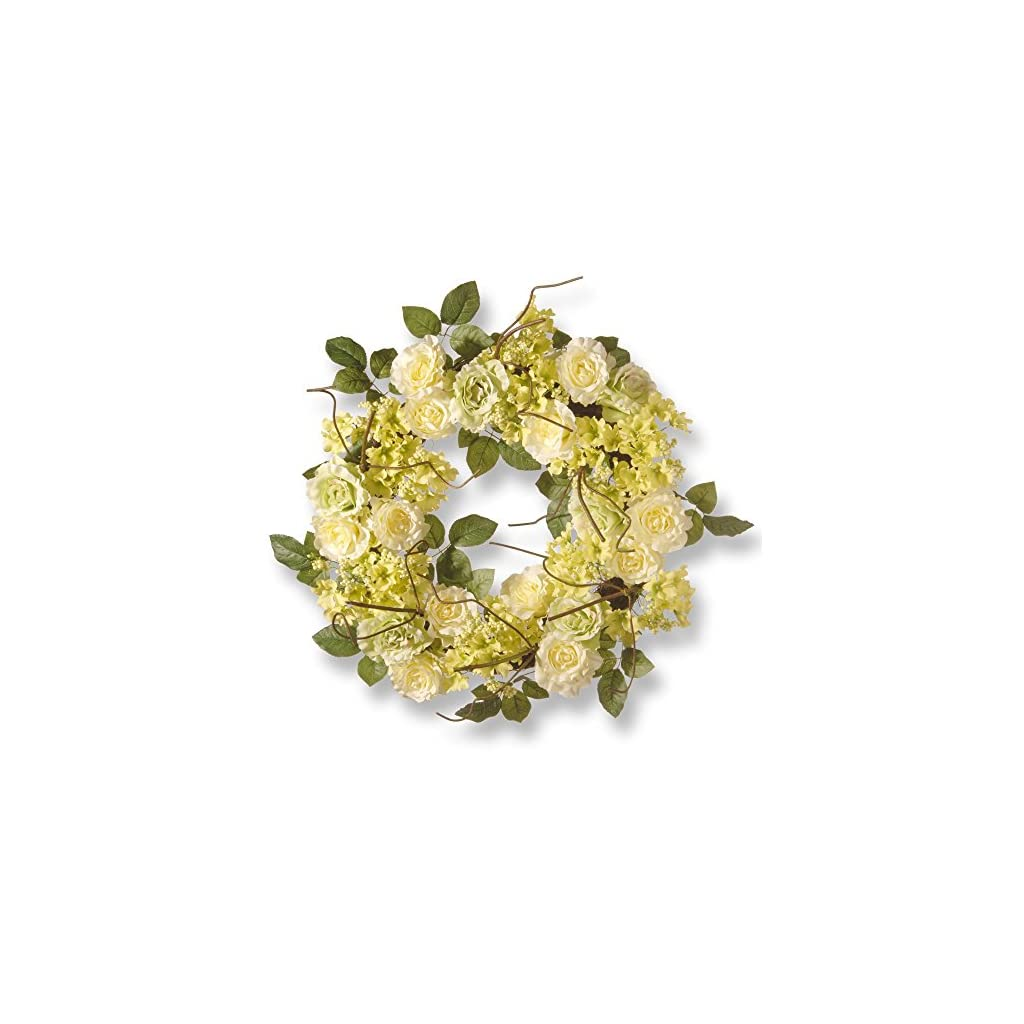 National-Tree-Company-24-in-Rose-Wreath