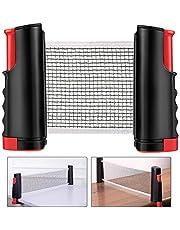 Red de tenis de mesa MMBox, portátil, retráctil, de repuesto