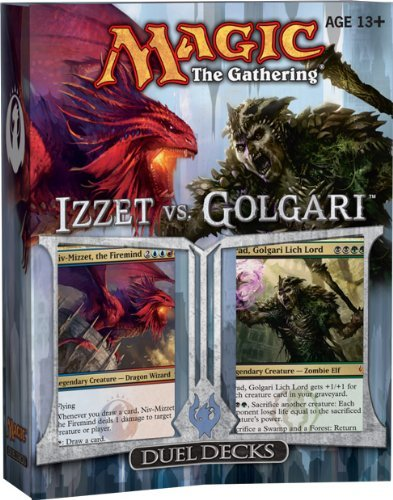 Magic The Gathering: Duel Deck