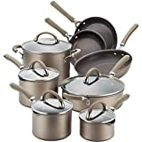 Circulon Circulon Premier Professional 13-piece Hard-anodized Cookware Set ...