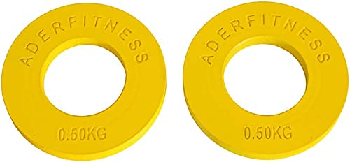 Ader Olympic Fractional Plates Pair