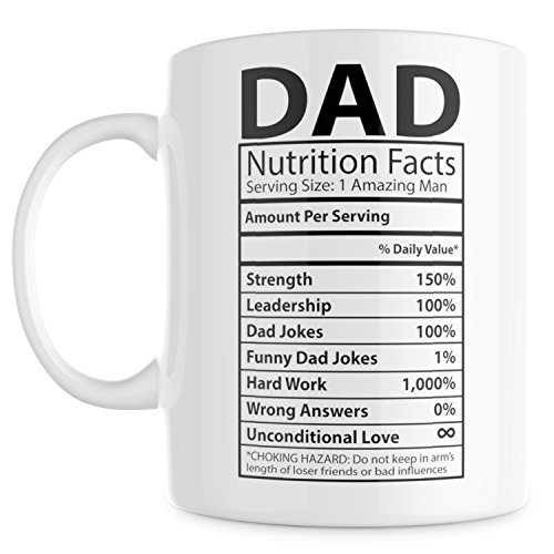 Dad Gifts - Dad Mug - Gifts for Dad - Best Dad Gifts