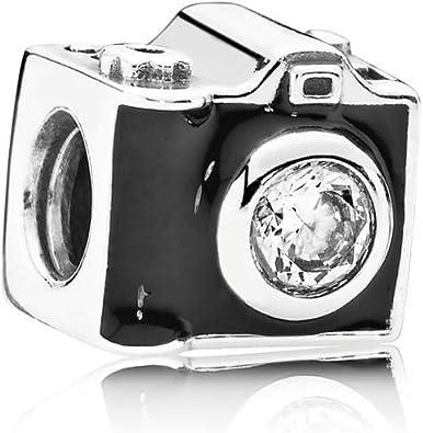 pandora charm fotocamera