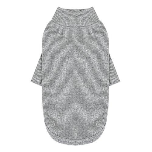 Puppy Angel Everyday Pullover leicht für Hunde grau Größe S