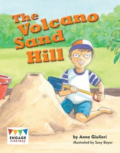 Read Online The Volcano Sand Hill (Engage Literacy: Engage Literacy Blue) PDF ePub fb2 ebook