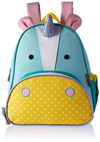 Skip-Hop-Zoo-Toddler-Kids-Backpack-Unicorn-Girl-Multi-12-inches
