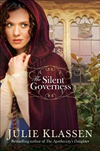 The Silent Governess by Julie Klassen ebook deal