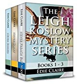 The Leigh Koslow Mystery Series: Books One, Two, and Three: Boxed Set