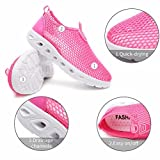 HOBIBEAR Girls Quick Dry Water Shoes Lightweight