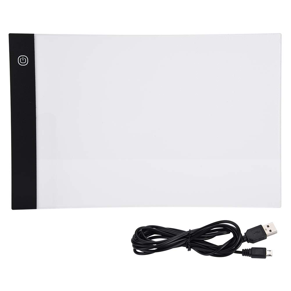 einstellbare USB LED Lichtschablonenplatine 3 mm Dicke Acrylplatte Ciglow Licht Pad f/ür Comic Tracing 13,1 * 8,4 * 0,2 Zoll