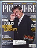Premiere-George Clooney-Star Trek-Indiana Jones-Batman-1/2002