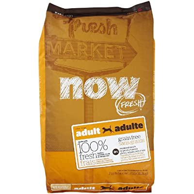 Now Fresh Grain Free Adult Dog Recipe - 25 lb