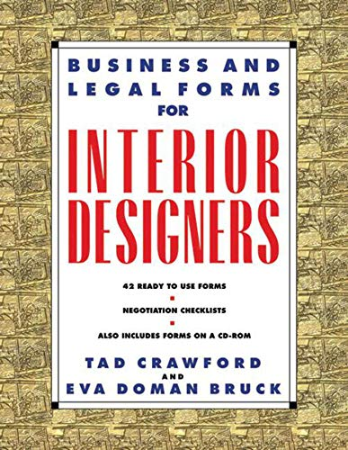 Business and Legal Forms for Interior Designers (Business and Legal Forms Series) (Form-designer)