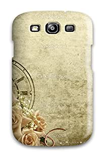 Forever Collectibles Retro Hard Snap-on Galaxy S3 Case