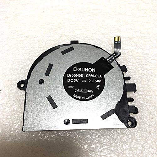 CPU Fan for Lenovo EG50040S1-CF60-S9A AT2D5001SR0 AT2D5002SS0 DC5V 2.25W Fan