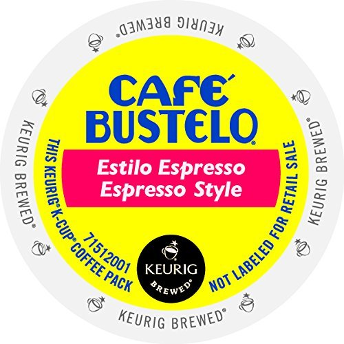 Cafe Bustelo Espresso K-cups 96ct by Cafe Bustelo (Image #1)