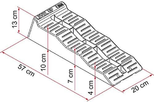 51WYLWQer7L Fiamma 97901-052 Auffahrkeile Kit Level Up