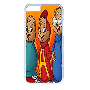 iphone 6 pc case,iphone 6 white cover Unique design and high quality protective silicone iPhone 6 casedesigned to perfectly fit your phone with the Alvin and the Chipmunks christmas song stuck