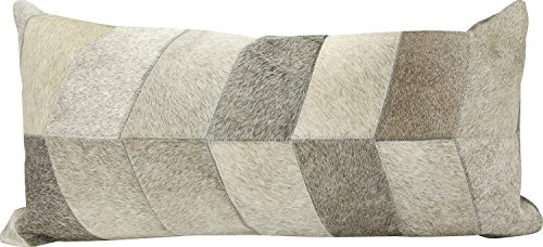 """Joseph Abboud Rugs Decorative Pillow By Nourison, Grey, 14"""""""