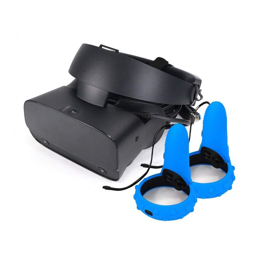 Hook.s Ensemble de 1 Housse de Protection en Silicone pour contr/ôleur pour Oculus Quest /étui de Protection Compact