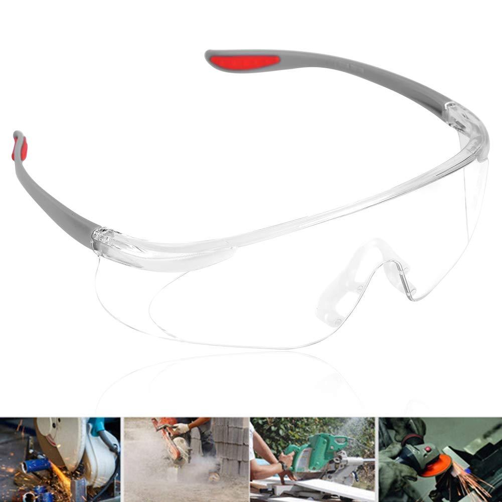 lentes transparentes antiara/ñazos Gafas de protecci/ón ocular Gafas de trabajo industriales Gafas protectoras de seguridad