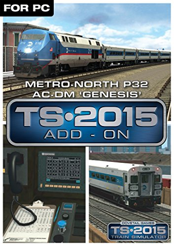 Metro-North P32 AC-DM 'Genesis' Loco Add-On [Online Game Code]