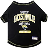 PET SHIRT for Dogs & Cats - NFL JACKSONVILLE