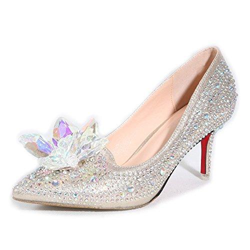 Donyyyy Superficialmente los zapatos con tacón solo zapatos y solo zapatos Thirty-eight