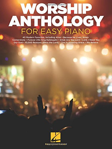 (Worship Anthology for Easy Piano)
