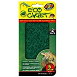 Zoo Med Reptile Cage Carpet for 5-Gallon Tanks, 16x8-Inch
