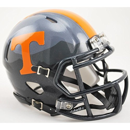 (Tennessee Volunteers Alternate Smokey Mountain Riddell Speed Mini Football Helmet)