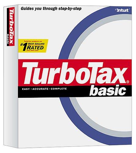Intuit TurboTax Basic 2002