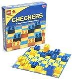 University Games LEGO Checkers