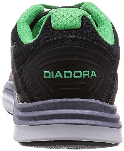 Diadora Nj-404-2 - Zapatillas de running Hombre Negro