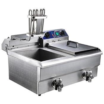 Generic 20L Electric Commercial Deep Fryer