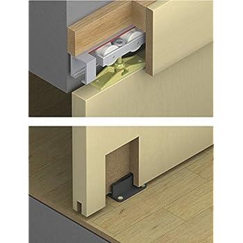 Hafele Sliding Door Hardware Hawa Junior 80/Z 940.80.001 without the  sc 1 st  Amazon.com & Amazon.com: Hafele Sliding Door Hardware Hawa Junior 80/Z 940.80 ...