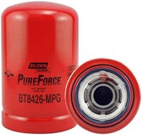 Baldwin Filters BT8464 Heavy Duty Hydraulic Filter 3-3//4 x 6-1//8 In