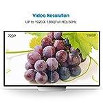 Rankie-Cavo-HDMI-su-DVI-241-Dual-Link-CL3-Bi-Direzionale-1080P-18m-Nero