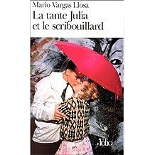 TANTE JULIA ET LE SCRIBOUILLARD (LA)