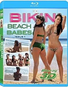 3D Bikini Beach Babes Issue #1 [Blu-ray 3D]